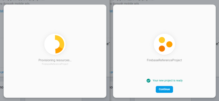 creating-firebase-project